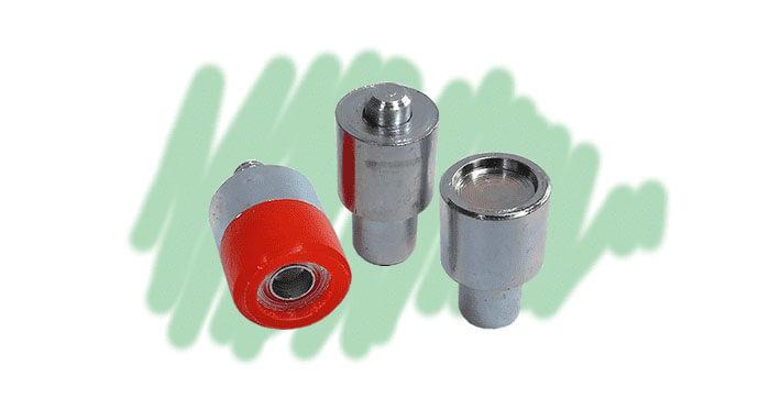 Categoria Matrizes: matriz para botão de pressão de metal, plástico, ilhóses, pérolas, rebites, entre outros